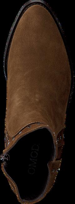 Bruine OMODA Enkellaarsjes 8557  - large