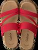 GABOR Tongs 702 en rouge - small