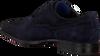 GIORGIO Richelieus HE50243 en bleu - small