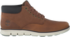 TIMBERLAND Bottillons CHUKKA LEATHER en cognac - small