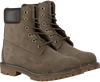 TIMBERLAND Bottes hautes 6IN PREMIUM en taupe - small
