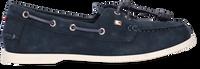 TOMMY HILFIGER Chaussures à enfiler ESSENTIAL BOAT SHOE WMNS en bleu  - medium