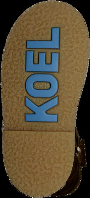 KOEL4KIDS Bottes hautes KEESJE en marron - large