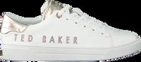 Witte TED BAKER Lage sneakers KERRIM - medium