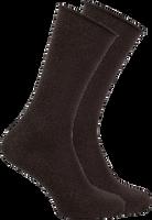 MARCMARCS Chaussettes GWEN en noir  - medium