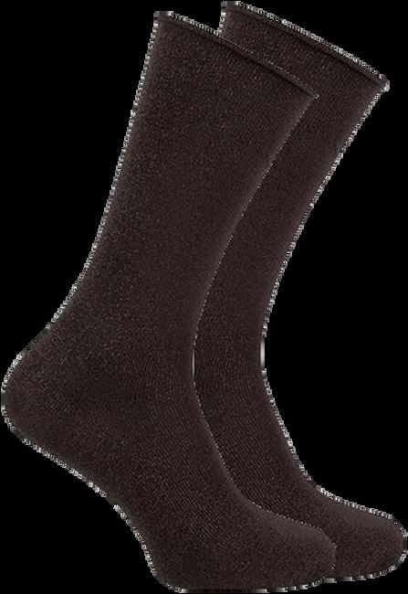 MARCMARCS Chaussettes GWEN en noir  - large