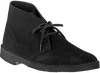 CLARKS Bottillons DESERT BOOT HEREN en noir - small