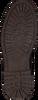 Bruine MAZZELTOV Veterschoenen MMIL613.01OMO1  - small