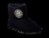 blauwe NAPAPIJRI Pantoffels 0399900  - small