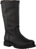 Zwarte PANAMA JACK Lange laarzen BAMBINA B60 - small