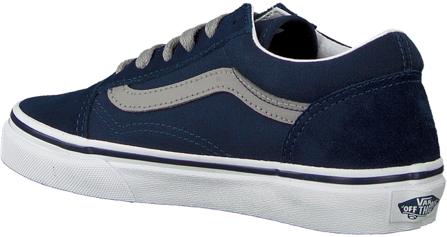 VANS Baskets basses UY OLD SKOOL en bleu  - large