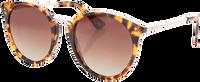 IKKI Lunettes de soleil FAITH en marron  - medium
