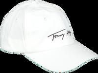 Witte TOMMY HILFIGER Pet SIGNATURE CAP  - medium