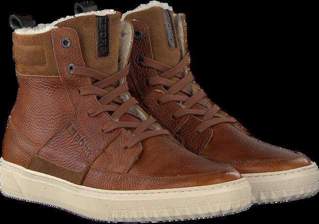 Cognac BJORN BORG Sneakers COLLIN HIGH  - large