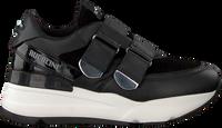 Zwarte RUCOLINE Sneakers 4075 NATURE SUEDE  - medium