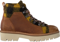 SCOTCH & SODA Bottes hautes OLIVINE en cognac  - medium