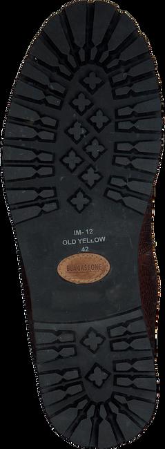 BLACKSTONE Bottillons IM12 en marron - large