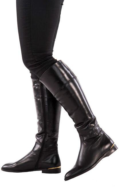 LAMICA Bottes hautes WISMAL en noir - large