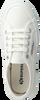 SUPERGA Chaussures à lacets JCOT CLASSIC en blanc - small