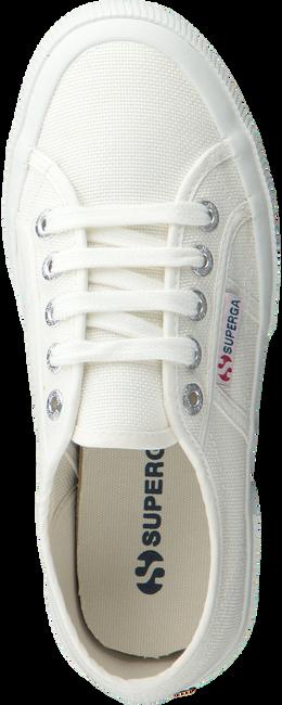 SUPERGA Chaussures à lacets JCOT CLASSIC en blanc - large