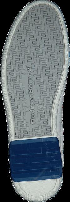 Witte FLORIS VAN BOMMEL Lage sneakers 16342  - large