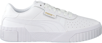 Witte PUMA Sneakers CALI - medium