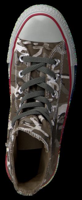 green CONVERSE shoe KID AS SLIP ON  - large