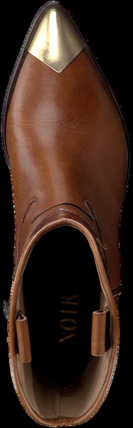 NOTRE-V Bottines A1360 en cognac  - larger