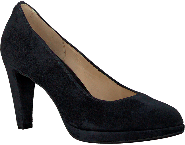 Blauwe GABOR Pumps 470.2  - large