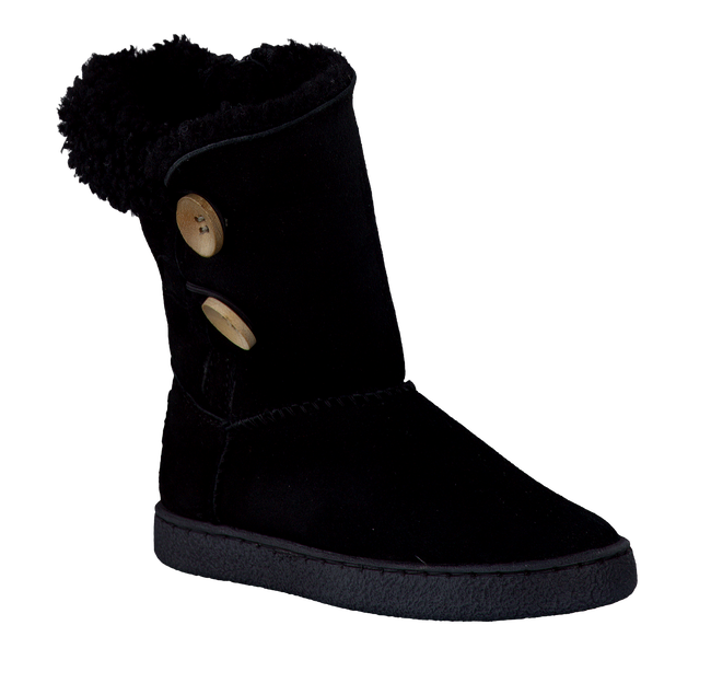 Black GATTINO shoe 3037  - large