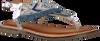 Blauwe GIOSEPPO Sandalen BERMUDAS  - small