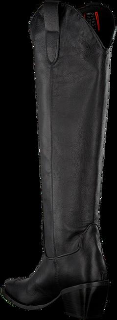 NUBIKK Bottes hautes ALEX GILLY en noir  - large