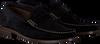 Blauwe VAN BOMMEL Loafers VAN BOMMEL 15047 - small