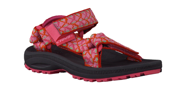 TEVA Sandales HURRICANE 2 1003692/707/6294 en rose - large