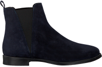 Blauwe OMODA Chelsea boots AA115  - medium