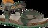 REPLAY Sandales HARRICANE CAMO en vert - small