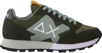 Groene SUN68 Lage sneakers JAKI SOLID PATCH  - medium