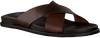 Bruine MAZZELTOV. Slippers M5204  - small