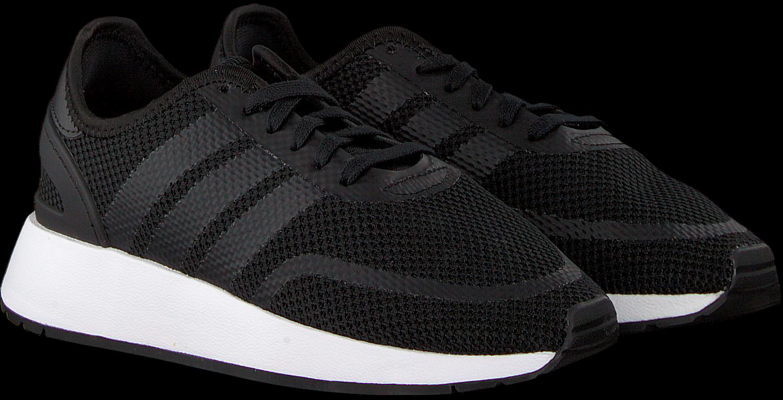 Zwarte ADIDAS Sneakers N-5923 J   Omoda
