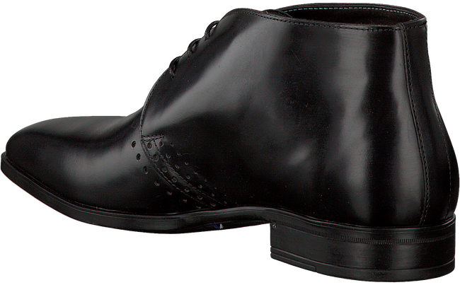 GIORGIO Richelieus HE50228 en noir - large