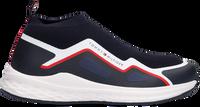 Blauwe TOMMY HILFIGER Hoge sneaker 32083  - medium