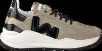 Beige WOMSH Lage sneakers VEGAN WAVE  - medium