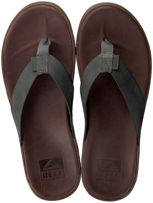 brown REEF shoe CONTOURED VOYAGE LE  - large