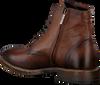 GIORGIO Bottines à lacets HE35683 en marron  - small