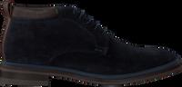 MAZZELTOV Bottines à lacets MBURGO600.09OMO1 en bleu  - medium