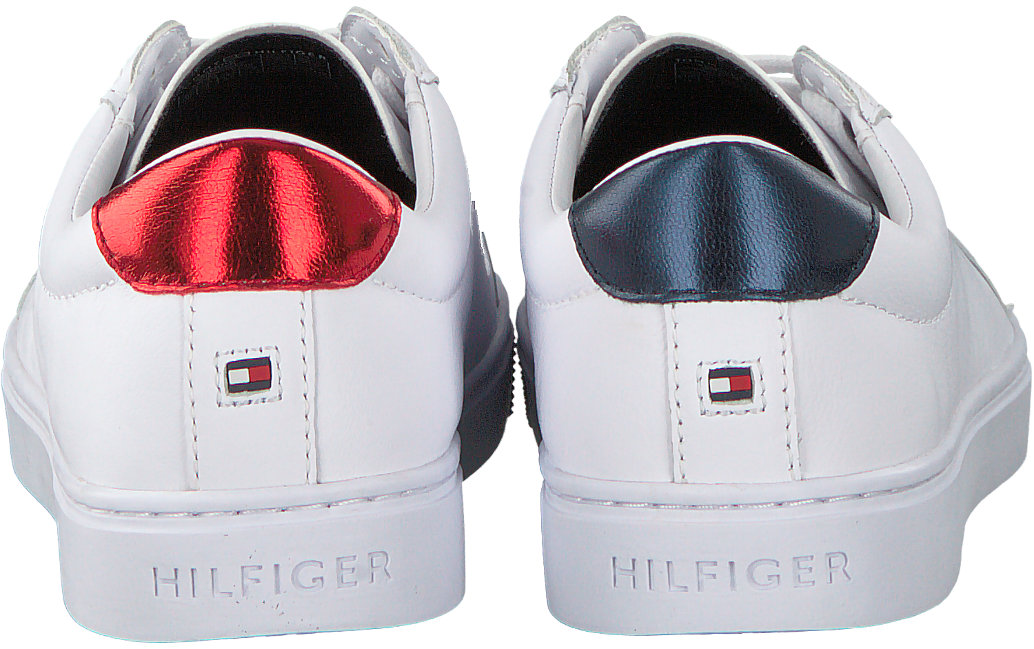 07255d34498675 witte TOMMY HILFIGER Sneakers ESSENTIAL SNEAKER - large. Next