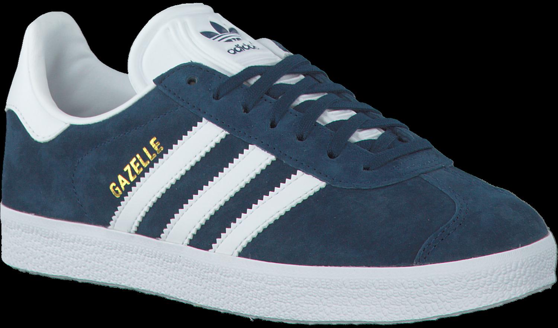 f7e9f964776 Blauwe ADIDAS Sneakers GAZELLE DAMES - large. Next