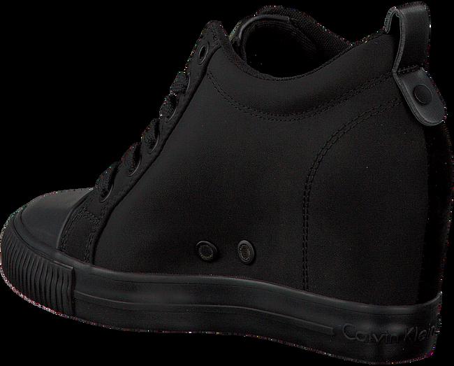 Zwarte CALVIN KLEIN Sneakers R0647  - large