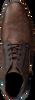 Bruine REHAB Nette schoenen LENNON KRIS KROS  - small