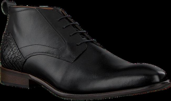MAZZELTOV Chaussures à lacets MREVINTAGE603.03OMO en noir  - large